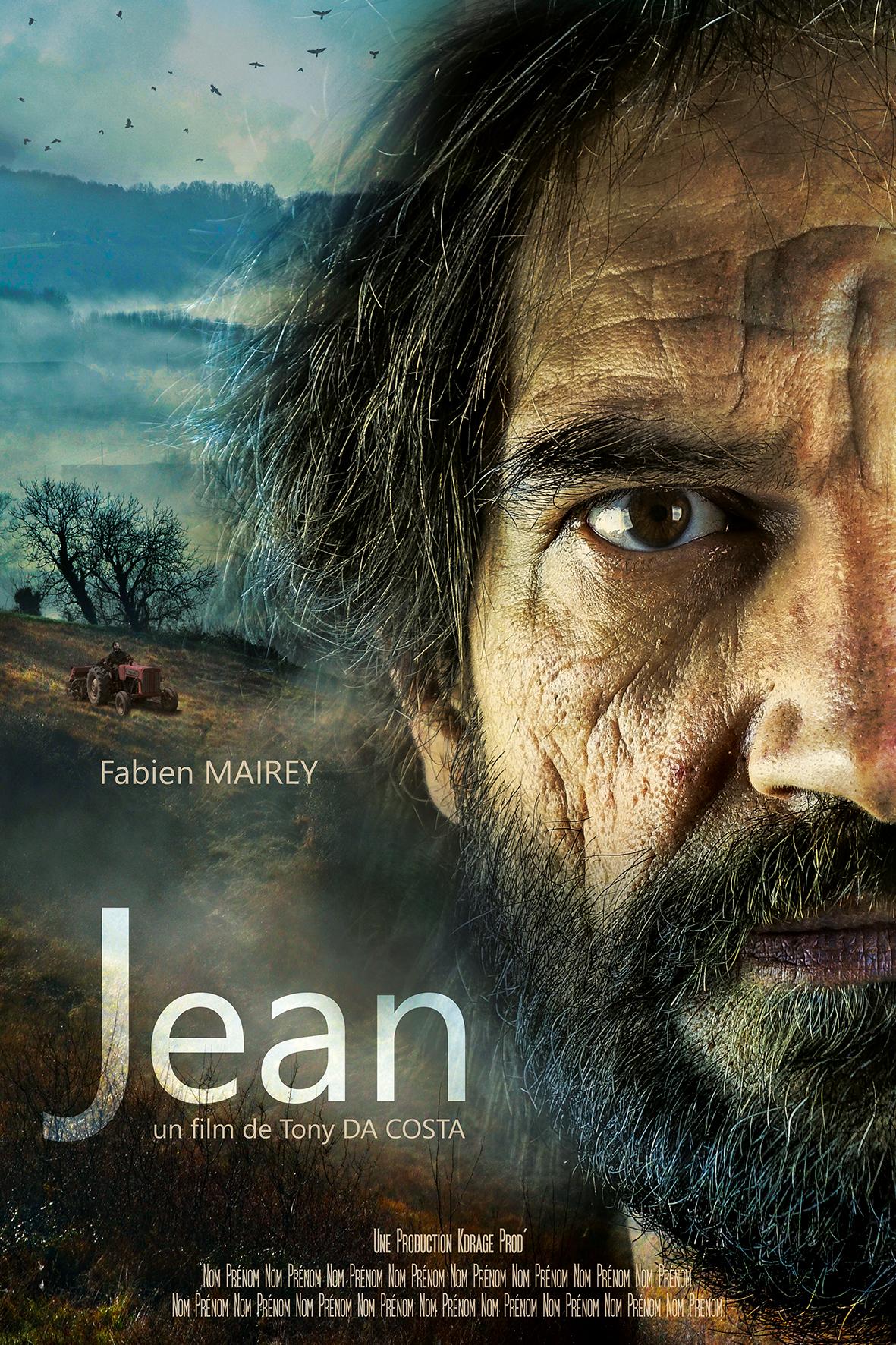 """Court métrage """"Jean"""""""