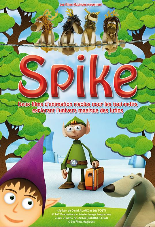 Les Films Magiques – Spike