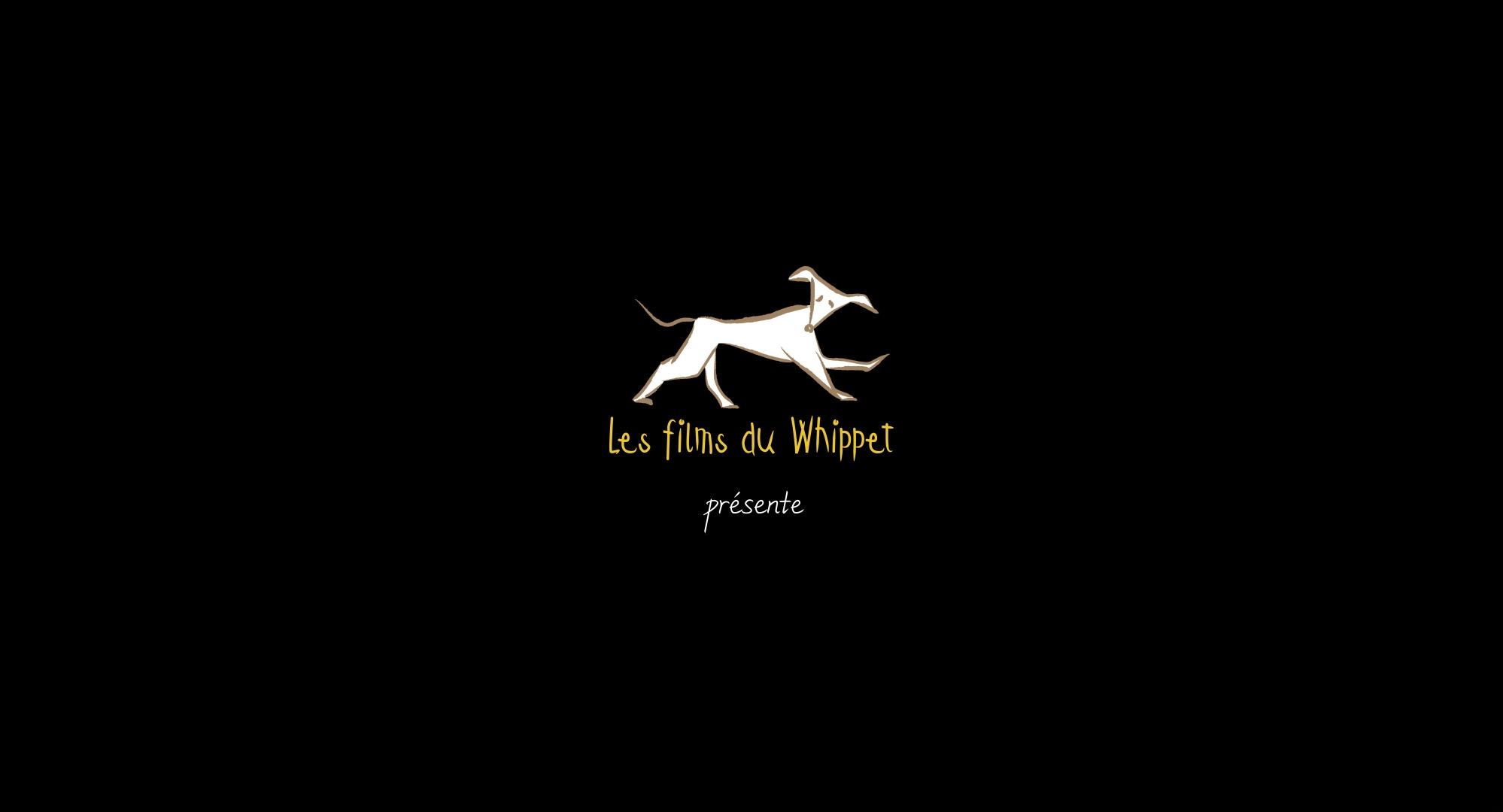 Les Films du Whippet – Logo animé